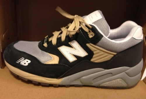 """Burn Rubber x New Balance MT580 """"White Collar"""" uploaded by ThreeGeees"""