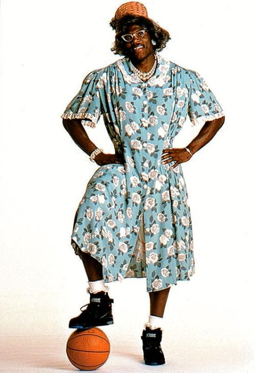 Larry Johnson aka Grandmama