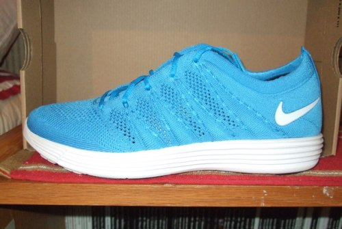"Nike HTM Lunar Flyknit ""Blue Glow"" uploaded by NickAir75"