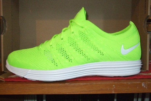 "Nike HTM Lunar Flyknit ""Volt"" uploaded by NickAir75"