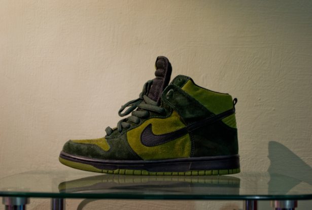 the latest 174b1 be806 ... australia sneaker spotlight nike sb dunk high hulk sneakerpedia ee679  f6978