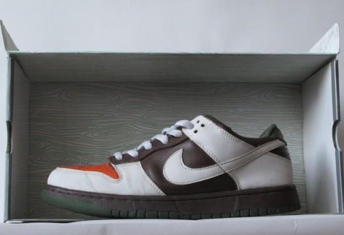 """Nike SB Dunk Low Pro """"Oompa Loompa"""" uploaded by ciuffo"""