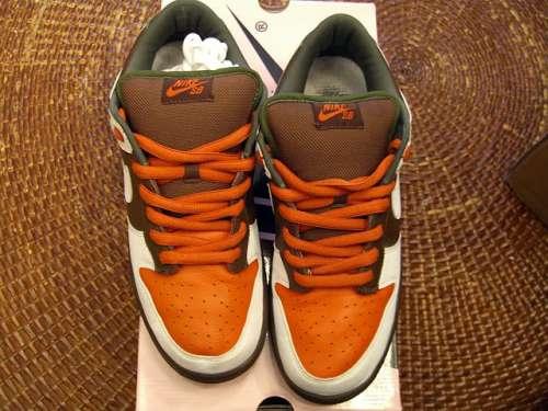 """Nike SB Dunk Low Pro """"Oompa Loompa"""""""
