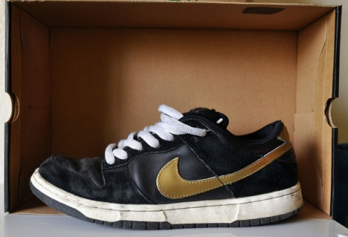 "Nike SB Dunk Low Pro ""Takashi"" uploaded by pkballr"