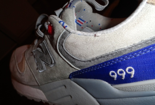 "huge selection of 648e9 3c588 Sneaker Spotlight: Concepts x New Balance 999 ""The Kennedy ..."