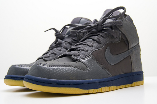 mita sneakers x Nike Dunk High Deluxes
