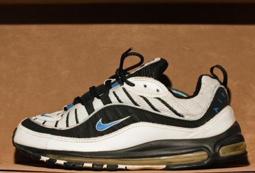 "Nike Air Max 98 ""Atlantic Blue"" uploaded by Mayhem"