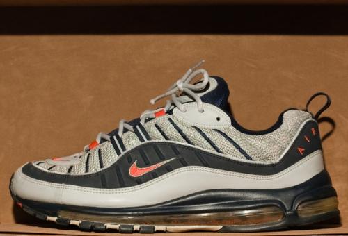 "Nike Air Max 98 ""JD Sports Obsidian"" uploaded by Mayhem"