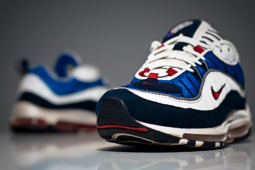 Nike Air Max 98 taken by Dirty Soles