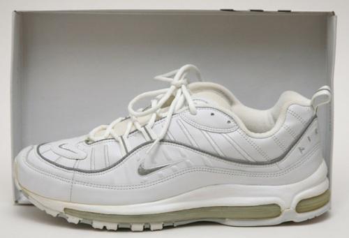best service 291a1 727a7 Sneaker History: Nike Air Max 98 | Sneakerpedia