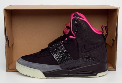 """Nike Air Yeezy """"Black_Pink"""" uploaded by Jay BKRW Smith"""