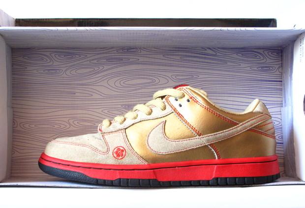 "Sneaker Showcase: Nike SB Dunk ""Money"