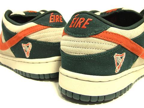 "cheap for discount d1f31 5dc17 Sneaker Spotlight: Nike SB Dunk Low Pro ""Éire"" | Sneakerpedia"