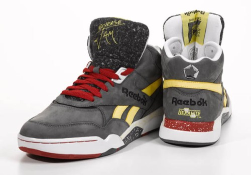 Reebok x Sneakerology 101 Reverse Jam