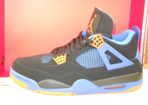 "Air Jordan 4 ""Cavs"" uploaded by DebFredKush"