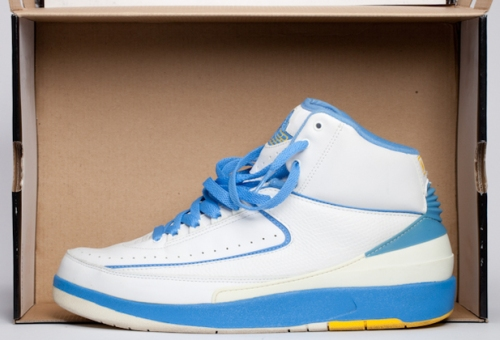 "Air Jordan II ""Carmelo"" uploaded by Elliott.Curtis"