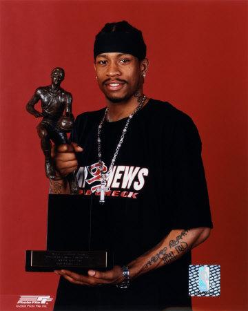 Allen Iverson MVP