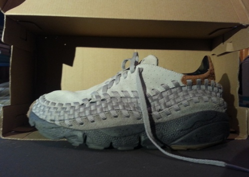 Bodega x Nike Air Footscape Motion uploaed by Baby Gerald