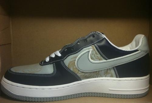 promo code da253 043fb Mr. Cartoon x Nike Air Force 1 2005 Collection | Sneakerpedia