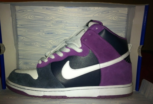 "Nike SB Dunk High ""Heaven's Gate"" uploaded by Nesty20"