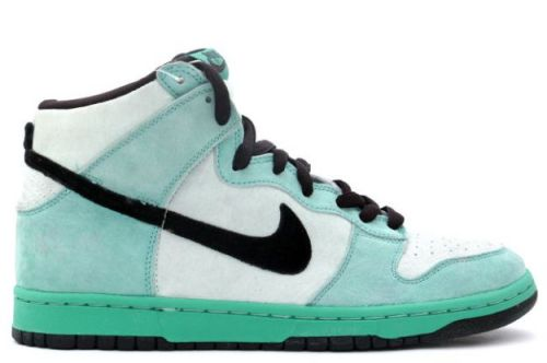 "Nike SB Dunk High ""Sea Crystal"""