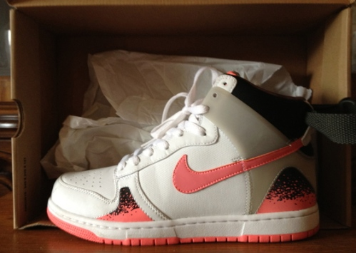 "Union x Nike Dunk High Challenge Supreme ""NYC"" uploaded by SamtheMan"