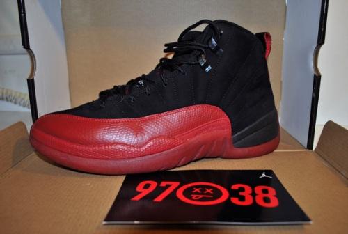 "Air Jordan 12 ""Flu Game"" Retro uploaded by john hammer"