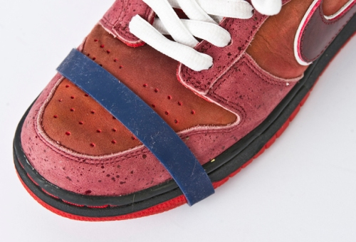 "Concepts x Nike SB Dunk Low Pro ""Red Lobster"" uploaded by kid_sneakerness Toebox"
