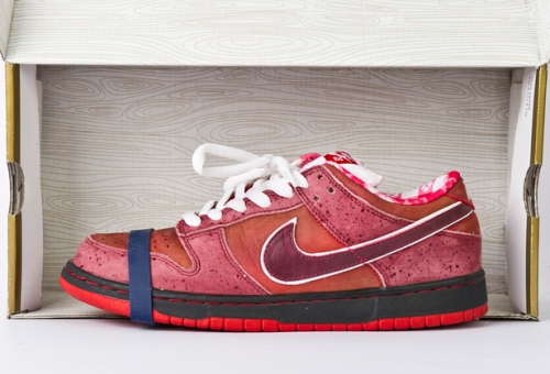 "Concepts x Nike SB Dunk Low Pro ""Red Lobster"" uploaded by kid_sneakerness"