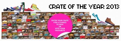 Sneakerpedia Crate of the Year