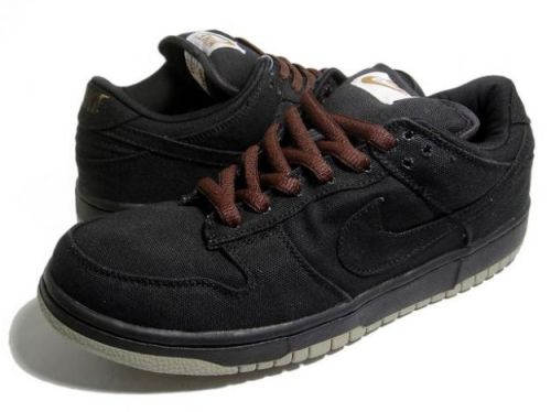 "Nike SB Dunk Low ""Carhartt"" Black"
