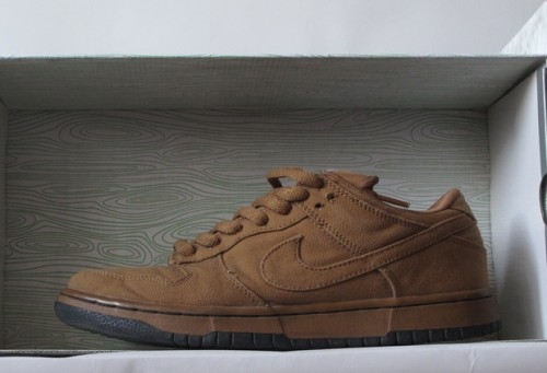 """Nike SB Dunk Low """"Carhartt"""" Shale uploaded by ciuffo"""