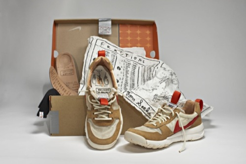 Tom Sach x NikeCraft