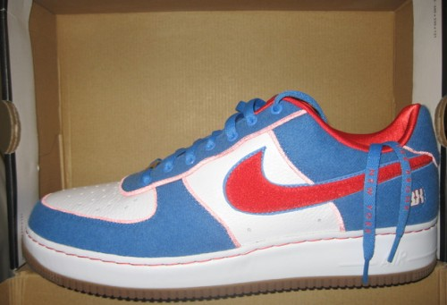 "Nike Air Force 1 ""Bronx"" uploaded by WillemVB"