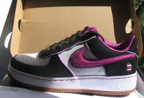 """Nike Air Force 1 """"Brooklyn"""" uploaded by yankeetomer"""