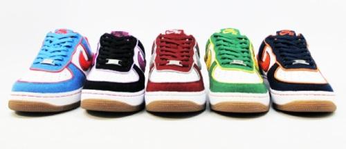 """Nike Air Force 1 Low """"Borough Pack"""""""