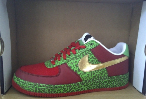 Nike Air Force 1 Low Supreme ?estlove uploaded by nd2cool4u
