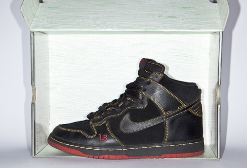 "Nike SB Dunk High ""Unlucky"" uploaded by Trffx"