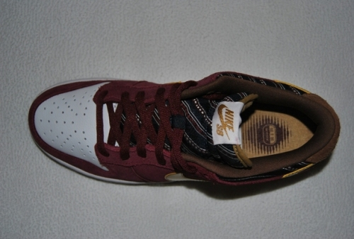 "Nike SB Dunk Low ""Ron Burgundy"" uploaded by MG.NF3 2"