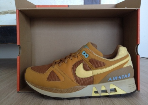 Foot Patrol x Nike Air Stab #2 uploaded by Lostcuban