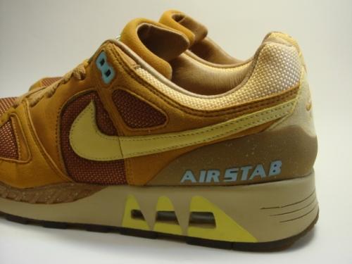 Foot Patrol x Nike Air Stab 2