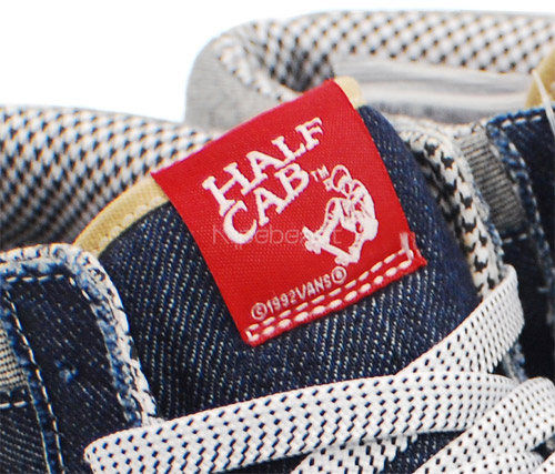 In4mation x Vans Half Cab images by Hypebeast