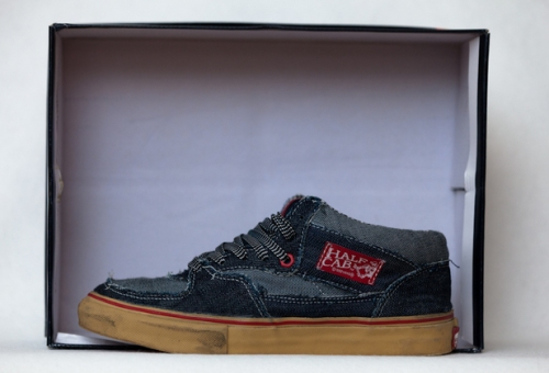 In4mation x Vans Half Cab uploaded by jelka