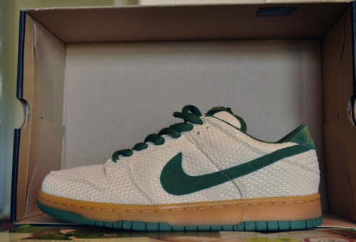 "Nike SB Dunk Low Pro ""Bonsai"" uploaded Pkballr"