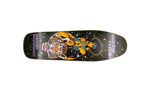 Space Tiger Skateboard