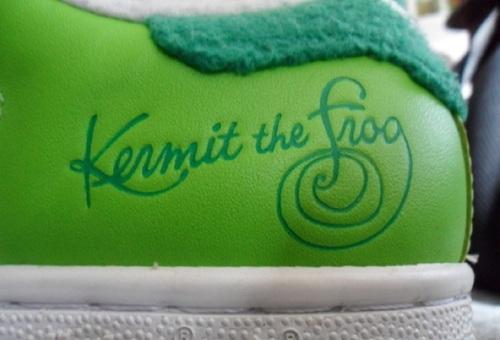 """adidas Stan Smith II """"Kermit the Frog"""" Heel"""