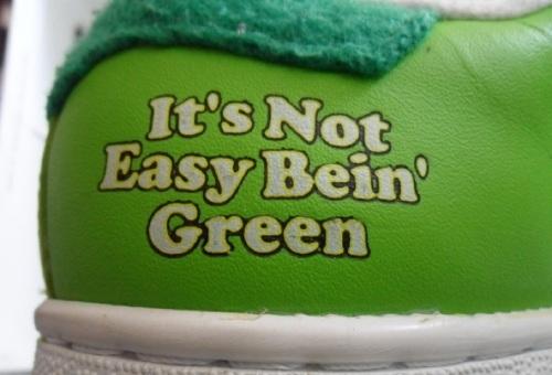 "adidas Stan Smith II ""Kermit the Frog"" Script"
