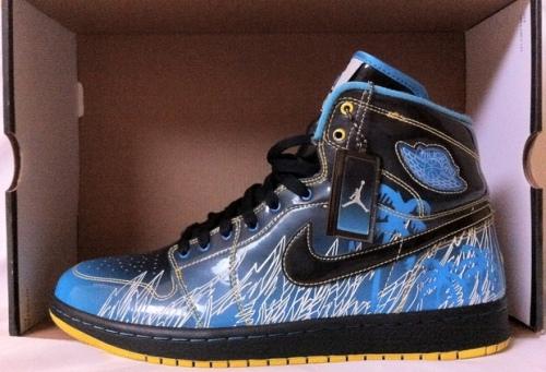 "Air Jordan 1 ""Doernbecher (2008) uploaded by KMTB"