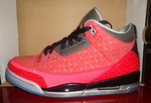 """Air Jordan 3 """"Doernbecher (2010) uploaded by Ulysses"""