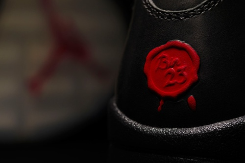 Air Jordan 5 Premio Bin 23 Collection Heel